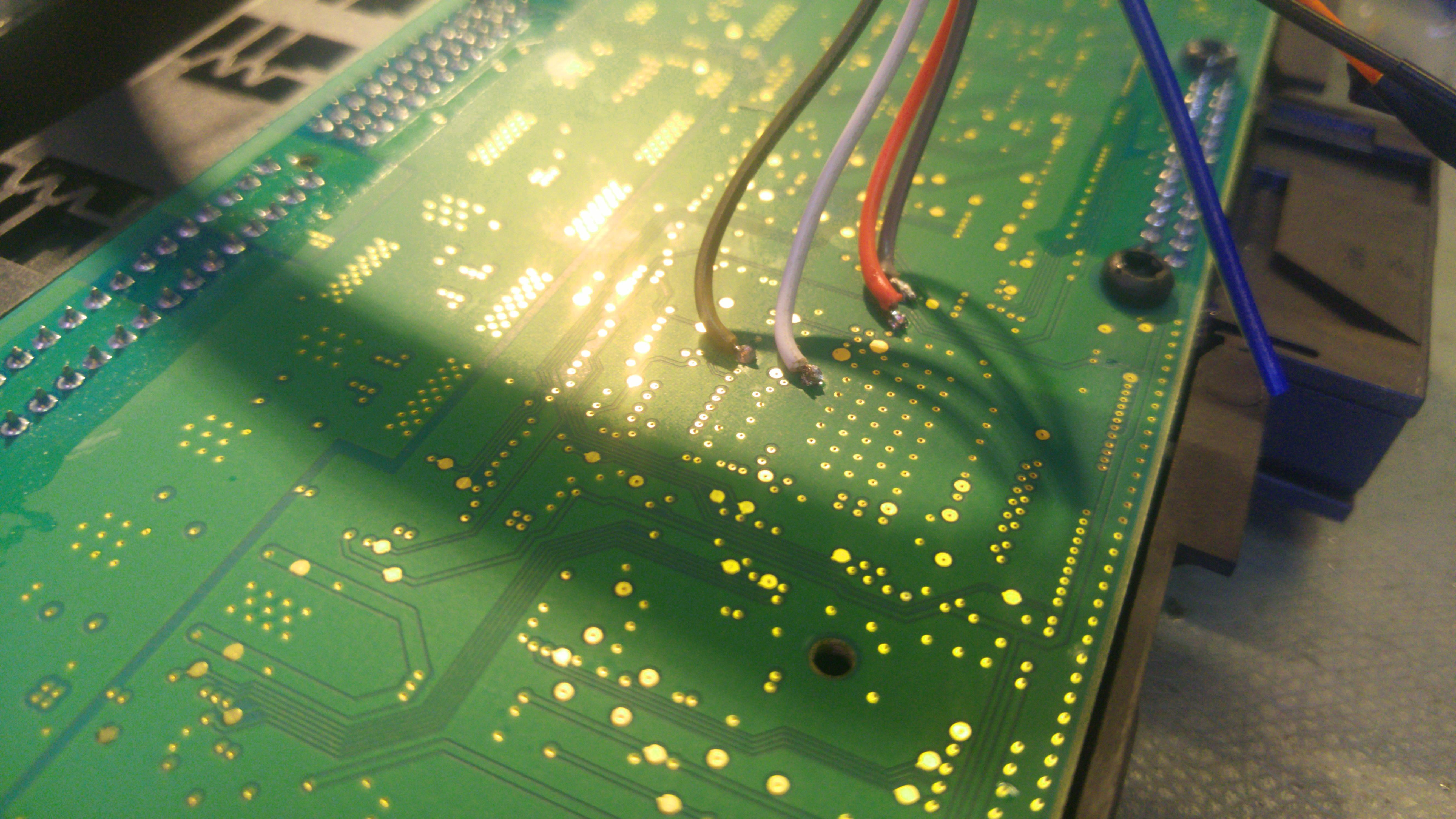 Reparatie Lichtmodule